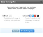 Punchey makes it easy to send email campaigns