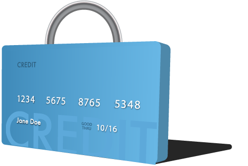 PCI compliance lock