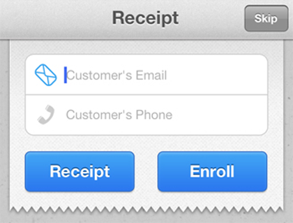 digital receipts for small businesses punchey inc